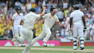 England were humiliated in Australia.