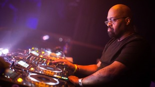 Franking Knuckles at the Ministry of Sound in London, last week.