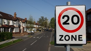 'Overwhelming majority' of public want 20mph speed limit
