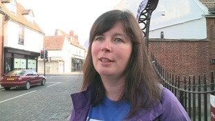 Emma Corlett from Unison.