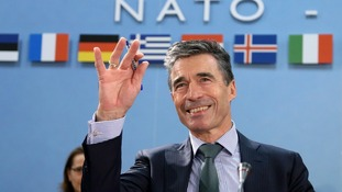 Outgoing Nato chief Anders Fogh Rasmussen issues warnings to Russia and Nato members