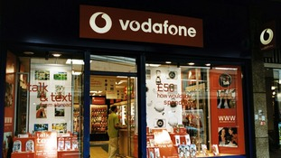 The 150 shops will open over the next 12 months, increasing the total number of Vodafone's branded UK outlets to more than 500.