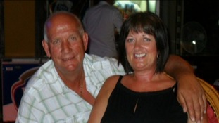 Linda and David Hudson