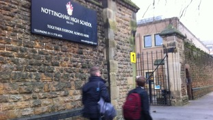 Nottingham High School is one of the oldest schools in the Midlands