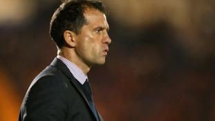 Joe Dunne's side are in trouble in League One.