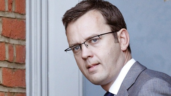 Former News of the World Editor, Andy Coulson
