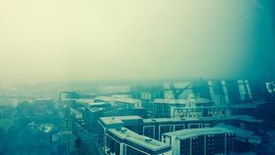 Smog covers birmingham