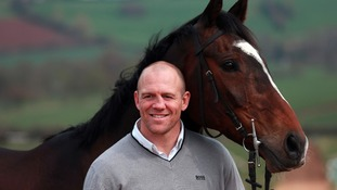 Mike Tindall's horse Monbeg Dude is among the favourites