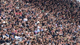 Crowds will pack into Aintree for the Grand National