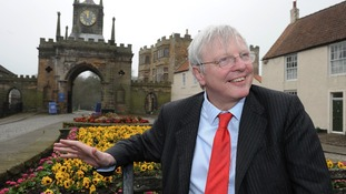 Benefactor plans theme park for Bishop Auckland