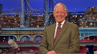 US talk show host David Letterman announces retirement on Late Show