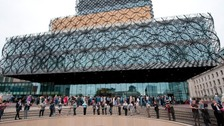 Birmingham Library has been open for seven months