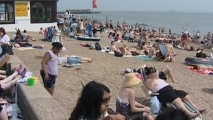 Southend is now one of the Environment Agency's top five bathing water locations in the South East.