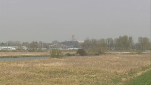 Opponents of a new bypass around Ely believe the bypass would ruin this iconic view.