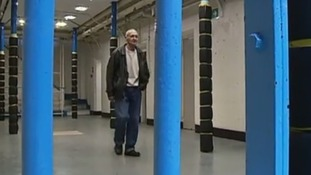Paddy Hill revisited the former HMP Lancaster Castle with ITV News Central