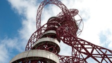 The ArcelorMittal Orbit tower