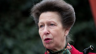 The Princess Royal.