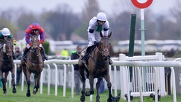 Pineau De Re wins Grand National 2014 at Aintree