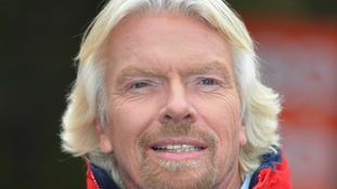 Branson calls for action on 'embarrassing' UK airports