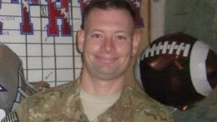 Sgt. 1st Class Daniel Michael Ferguson, 39, from Mulberry, Florida.