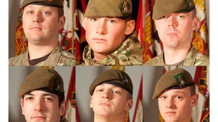 Commanding Officer pays tribute to his men