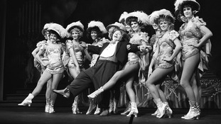 Mickey Rooney starred in Sugar Babies on London's West End in 1988.