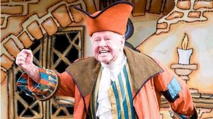 Mickey Rooney even played Baron Hardup in a 2009 pantomime production.