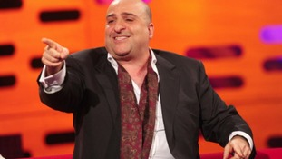 Comedian Omid Djalili raises £21,000 for cash-strapped Hereford Utd