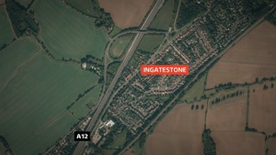 A man has died and two others have been critically injured after an accident on the A12 near Ingatestone.