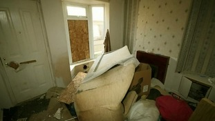 "The home is in need of ""complete refurbishment"", according to the advert."