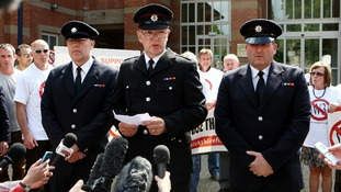 Fire officers acquitted of manslaughter in fire trial