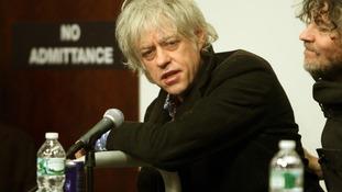 Bob Geldof,