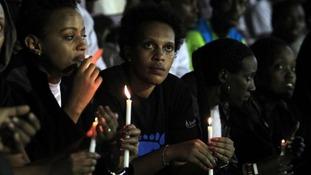 World will 'never again' let genocide tear Rwanda apart