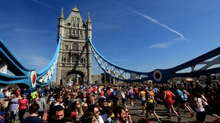 The best places to watch the London Marathon