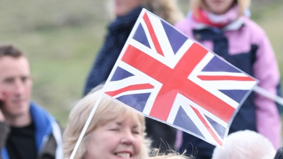 Today will be the busiest day for travel to London for the Diamond Jubilee