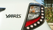 The Toyota Yaris is among the four cars potentially affected.