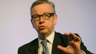 Michael Gove told BBC Radio 4's Today programme.