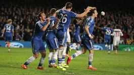 Chelsea to face Atletico Madrid in Champions League semi-finals