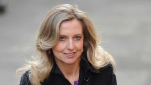 Former Sunday Mirror editor Tina Weaver.