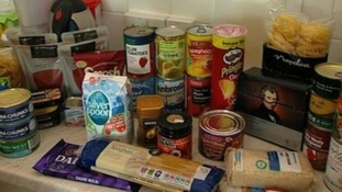 Many more people closer to using food banks than thought