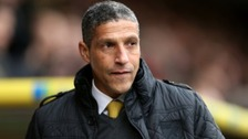 Chris Hughton was sacked this week.