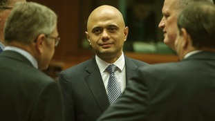 Sajid Javid, the new Culture Secretary.
