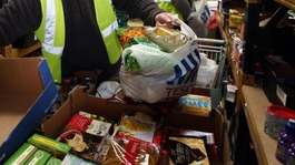 Food bank survey finds many struggling to cope