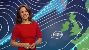 East Midlands video forecast: fine and bright