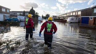 Around 24,000 properties at significant risk of flooding in London