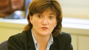 Nicky Morgan, the new Financial Secretary to the Treasury and Minister for Women.