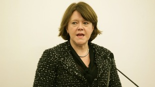 Maria Miller is entitled to a payoff equivalent to three months' salary.