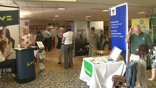 Military event in Colchester to help servicemen and women into civilian life
