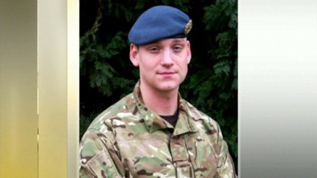 Corporal Brent John McCarthy