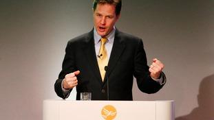 Nick Clegg Deputy PM